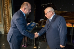 7.09.2018 Wręczenie medali Hereditas Saeculorum - Teatr Horzycy - fot. Szymon Zdziebło / www.tarantoga.pl