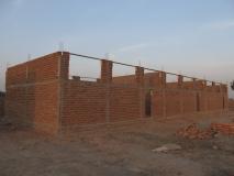 Budynek szkoły - 3 sale