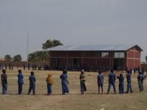 Otwarcie szkoły
