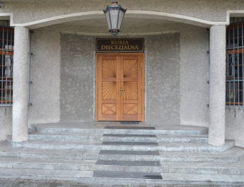 Kuria Diecezjalna i Sąd Biskupi nieczynne