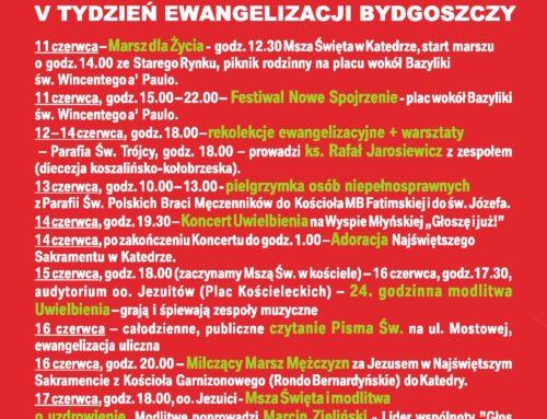 Tydzień Ewangelizacji Bydgoszczy