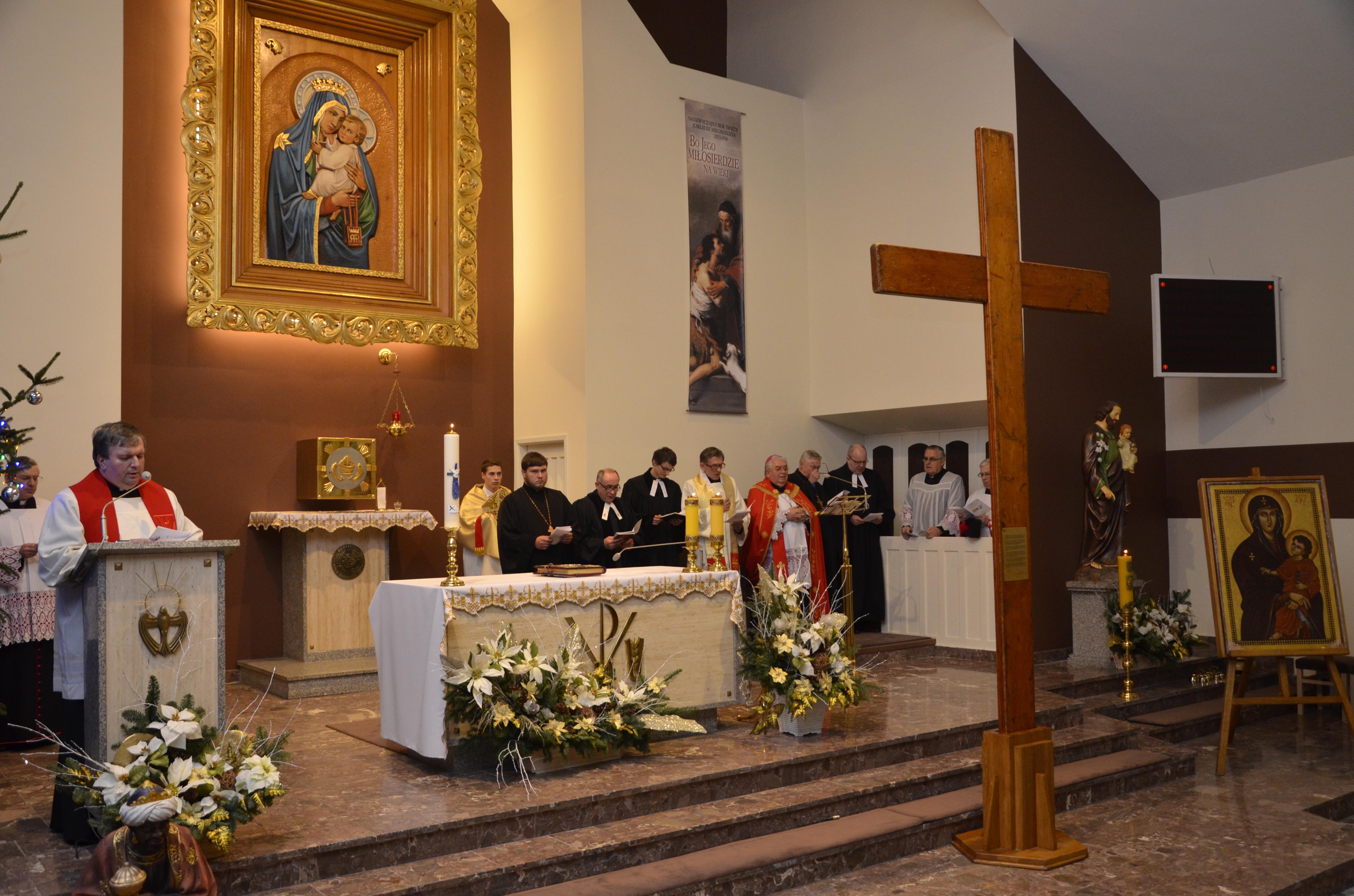 Zaproszenie do udziału w Tygodniu Modlitw o Jedność Chrześcijan