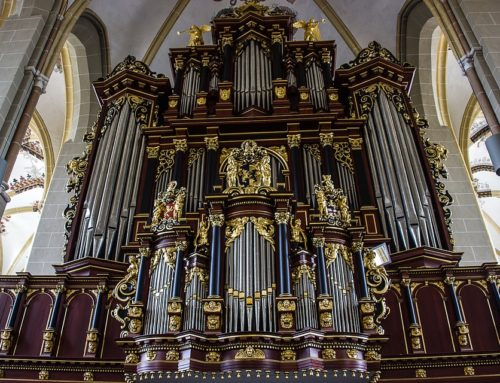 Dzień skupienia dla organistów i muzyków kościelnych