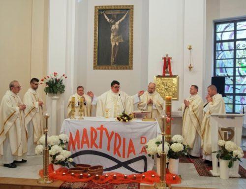 """30-lecie """"Martyrii"""""""
