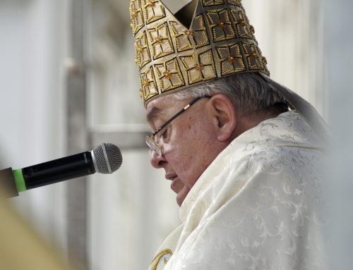Homilia biskupa Jana Tyrawy – 3 maja – bydgoski Stary Rynek – 2017 r.