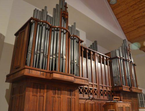 IX Letnie Koncerty Organowe w Nakle nad Notecią