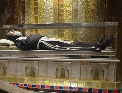 Rekolekcje ze św. Ojcem Pio