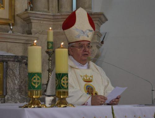 Homilia biskupa Jana Tyrawy – 15 sierpnia 2017 r. – kościół garnizonowy NMP Królowej Pokoju w Bydgoszczy