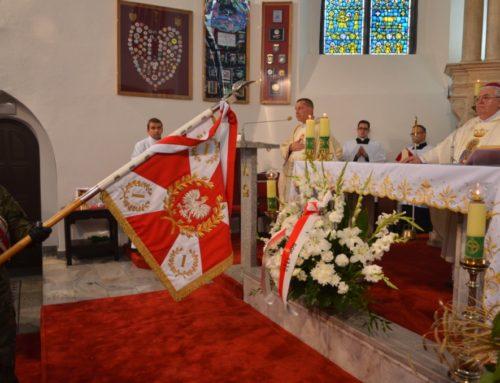 Wniebowzięcie NMP, 97. rocznica Bitwy  Warszawskiej i święto Wojska Polskiego