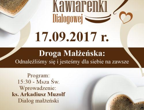 """Kawiarenka Dialogowa"""