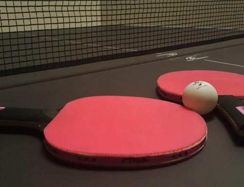 Turniej Tenisa Stołowego – zaproszenie