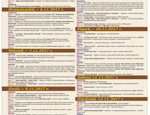 XIX Powiatowy Tydzień Kultury Chrześcijańskiej