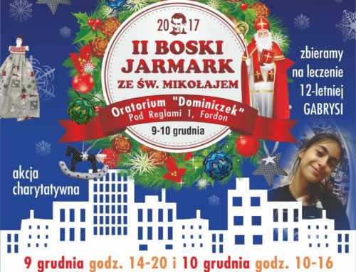 """Boski Jarmark"" u salezjanów"