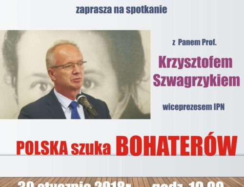"""""""Polska szuka Bohaterów"""" – Bydgoski Klub Frondy"""