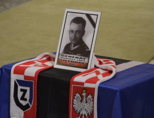 """65. rocznica śmierci generała Augusta Emila Fieldorfa """"Nila"""""""