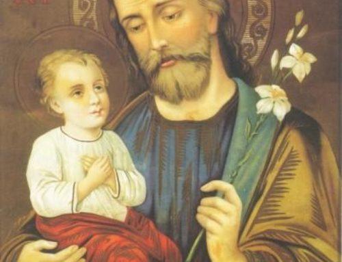 Uroczystość św. Józefa Oblubieńca NMP – modlitwa w intencji małżonków