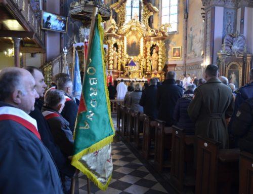 Biskup Jan Tyrawa podczas rocznicy Bydgoskiego Marca: człowiek zawsze będzie miał problem z sumieniem