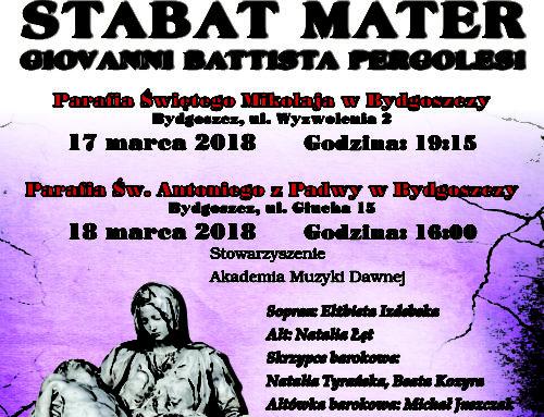 Stabat Mater Giovanniego Battisty Pergolesiego