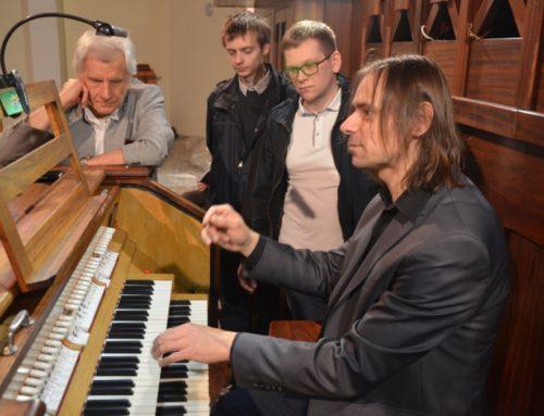 Diecezjalne warsztaty dla organistów i muzyków kościelnych