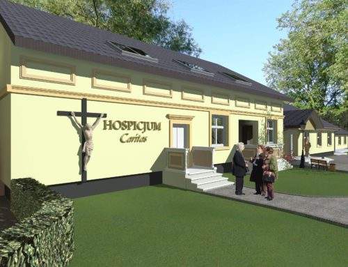 W Olszewce powstanie hospicjum pod patronatem Caritas