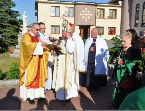 Abp Jan Romeo Pawłowski: zadbajmy o nasz kontakt z Panem Bogiem