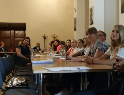 Nowe władze Wincentyńskiej Młodzieży Maryjnej
