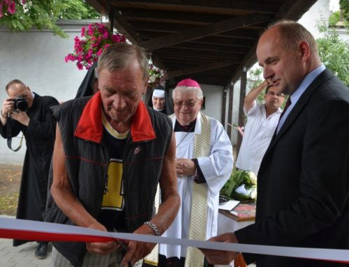 Otwarcie Centrum Pomocy św. Brata Alberta