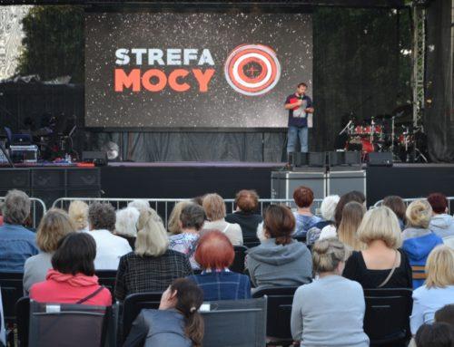 """W Bydgoszczy zorganizowano """"Strefę Mocy"""""""