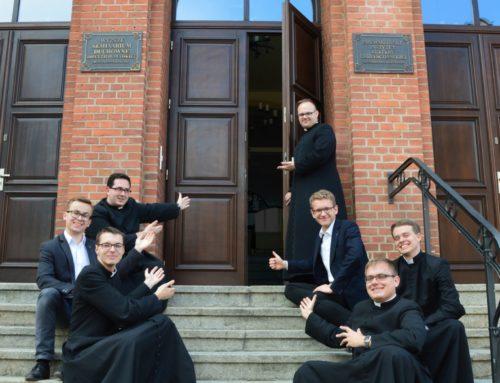 Nabór kandydatów do seminarium duchownego