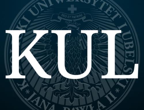 Pielgrzymka TP KUL z okazji 100-lecia uczelni