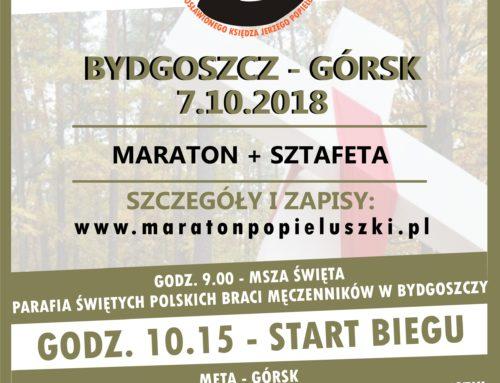 Bieg i maraton – uczczą bł. ks. Jerzego Popiełuszkę