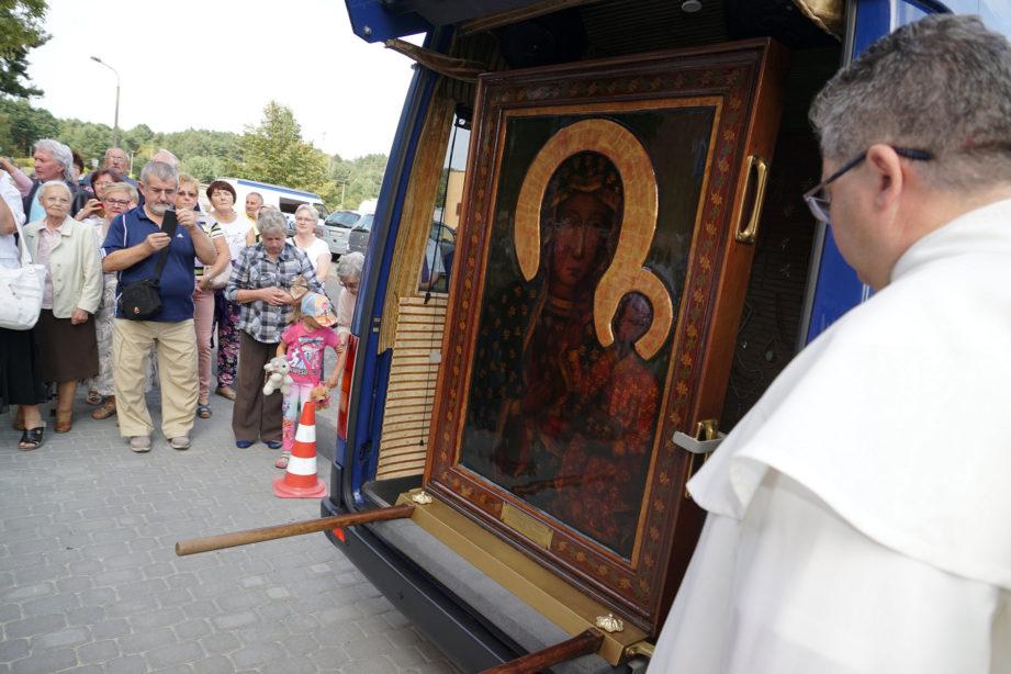 Rozpoczęcie Peregrynacji Kopii Obrazu Matki Bożej