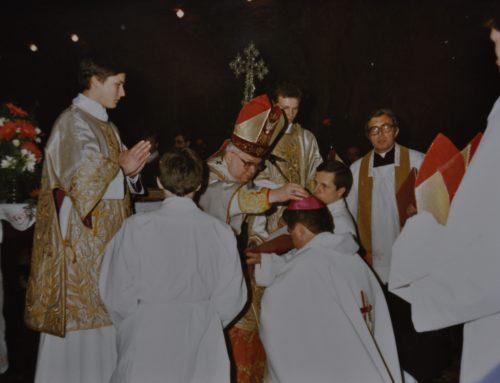 Msza Święta z okazji 70. rocznicy urodzin i 30. rocznicy sakry biskupiej