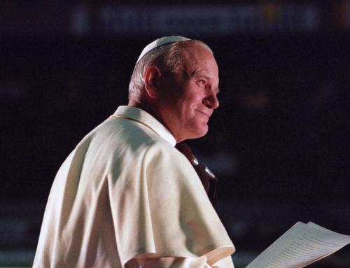 Konferencja z okazji 40-lecia pontyfikatu św. Jana Pawła II