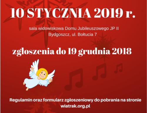 """III Wojewódzki Konkurs Kolęd i Pastorałek """"Aniołowie się radują"""""""