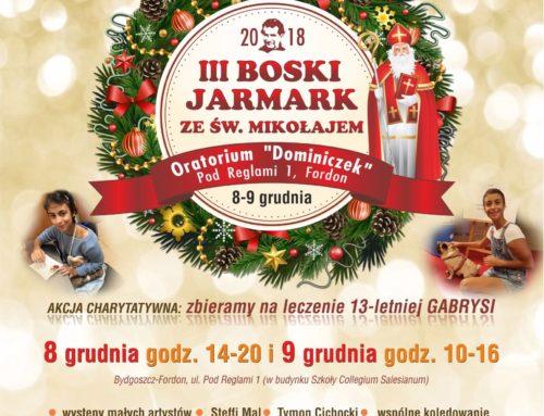 """""""Boski Jarmark"""" w salezjańskim Oratorium """"Dominiczek"""""""