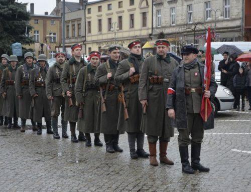 Wyrzysk uczcił Powstańców Wielkopolskich
