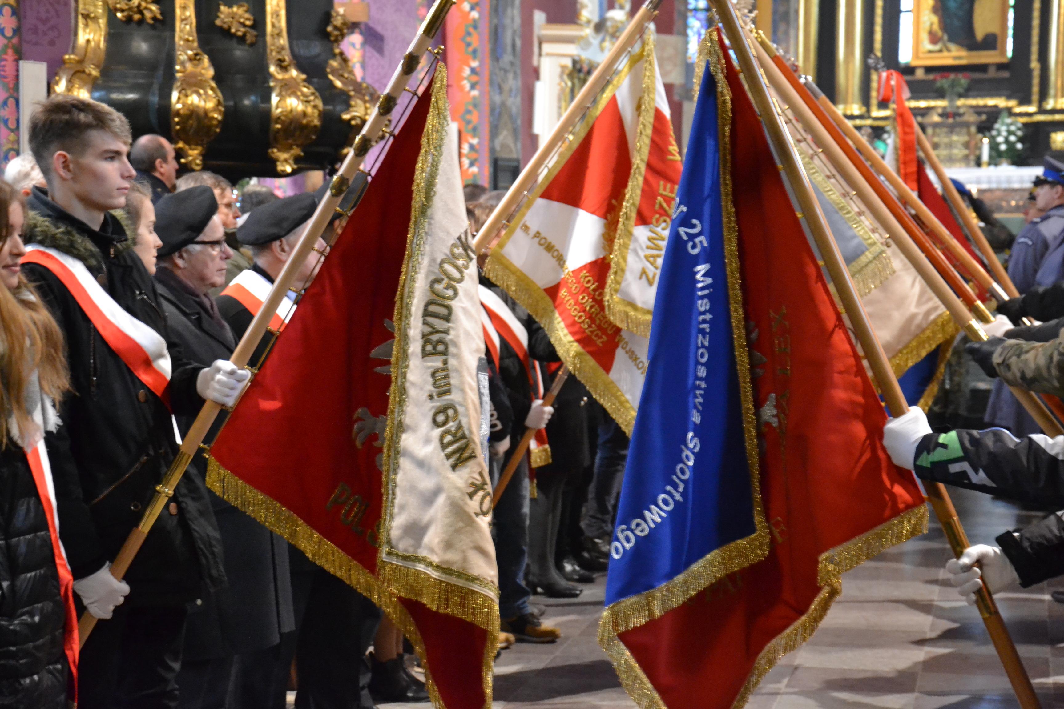 Homilia bp. Jana Tyrawy z okazji 99. rocznicy powrotu Bydgoszczy do Macierzy – Katedra Bydgoska – 20 stycznia 2019