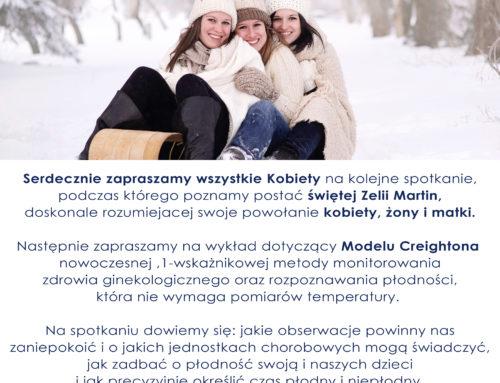 Model Creightona stylem życia każdej kobiety