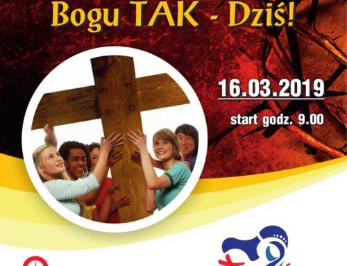 Wielkopostny Dzień Skupienia dla młodzieży i studentów