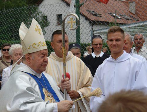 18. rocznica poświęcenia Sanktuarium Zawierzenia