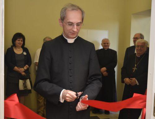 Poświęcenie i otwarcie Izby Pamięci Męczenników