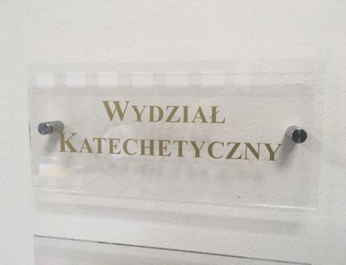 Wydział Katechetyczny – przerwa urlopowa