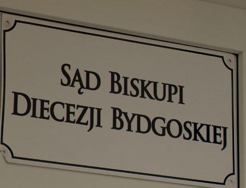 Komunikat Sądu Biskupiego Diecezji Bydgoskiej
