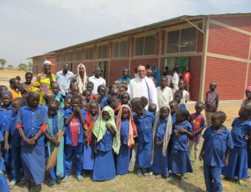 Diecezja Bydgoska buduje szkołę w Czadzie!