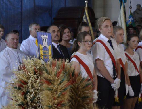 Dożynki diecezjalne w Gołańczy