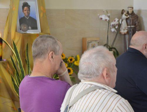 Modlitwa przy relikwiach św. Józefiny Bakhity