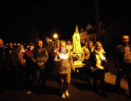 Nabożeństwo fatimskie ze św. Janem Pawłem II