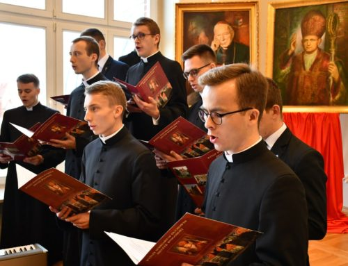 Inauguracja w seminarium i instytucie