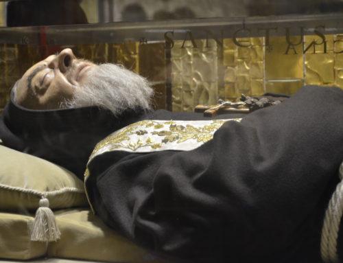 Dzień skupienia dla Grup Modlitwy św. Ojca Pio